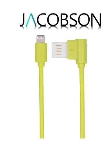 J4 Iphone 5/6/7 Uyumlu USB Şarj ve Data Kablosu-Jacobson